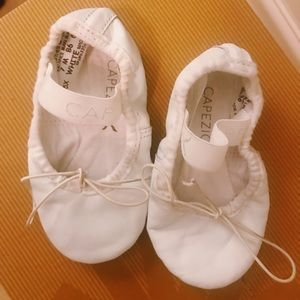 Capezio ballet shoes kids